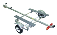 Single Medium Duty Carrier (SUT-500-S)